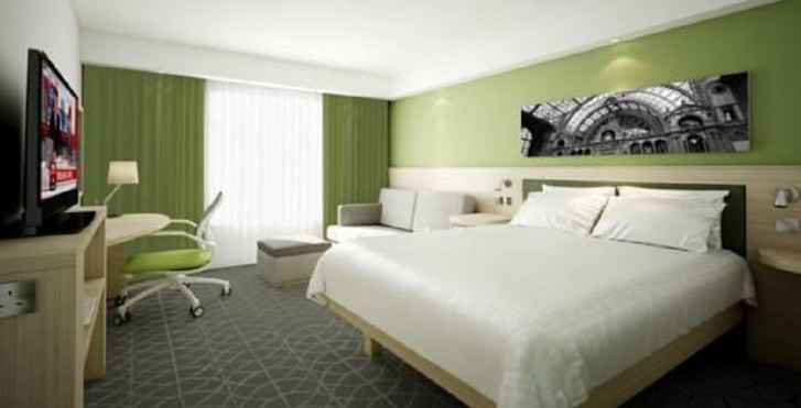 Hampton Inn by Hilton Antwerpen