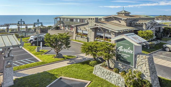 Cavalier Ocean Front Resort