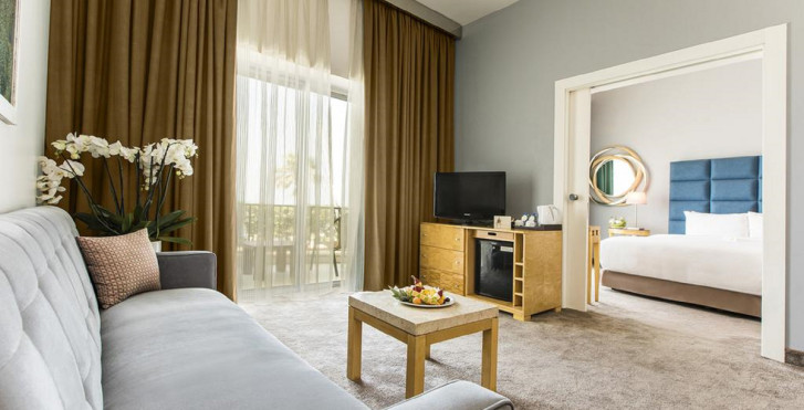 Chambre - Riviera Hotel