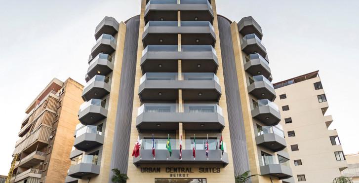 Urban Central Suites Beirut