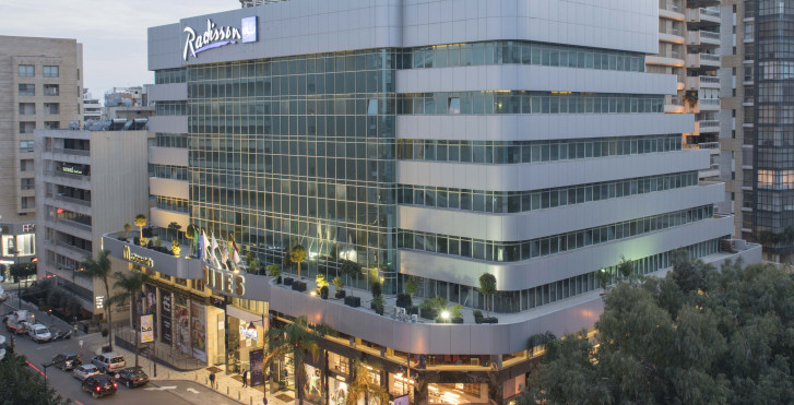 Radisson Blu Hotel Beirut Verdun