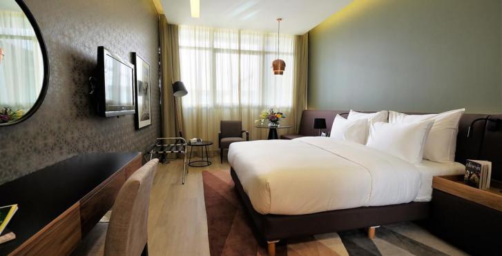 chambres - Radisson Blu Hotel Beirut Verdun