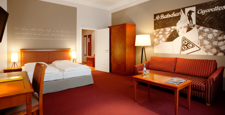 Suite Junior - Vienna Townhouse Batschari Baden-Baden
