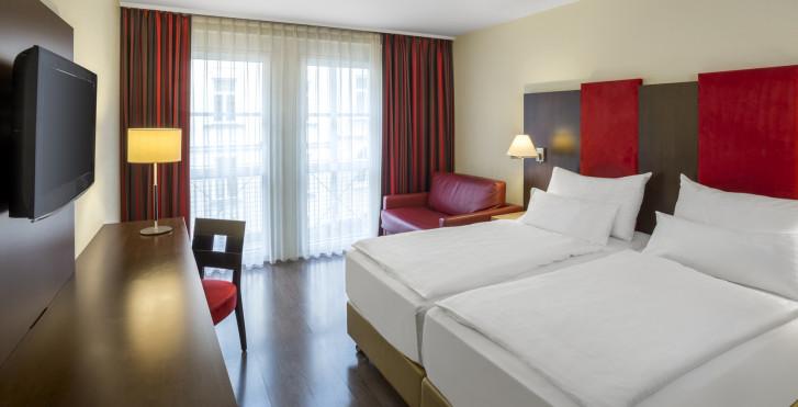 Doppelzimmer Standard - NH Salzburg City