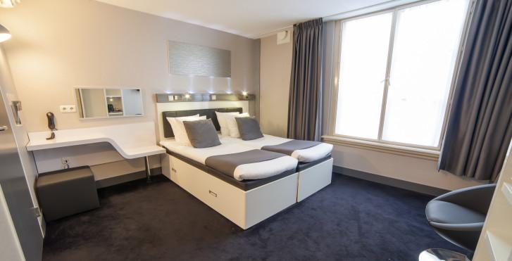 Chambre à lits jumeaux Deluxe - Hôtel CC
