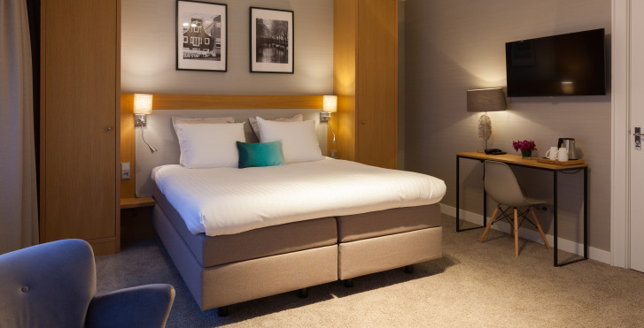 Doppelzimmer Superior - Best Western Delphi Hotel