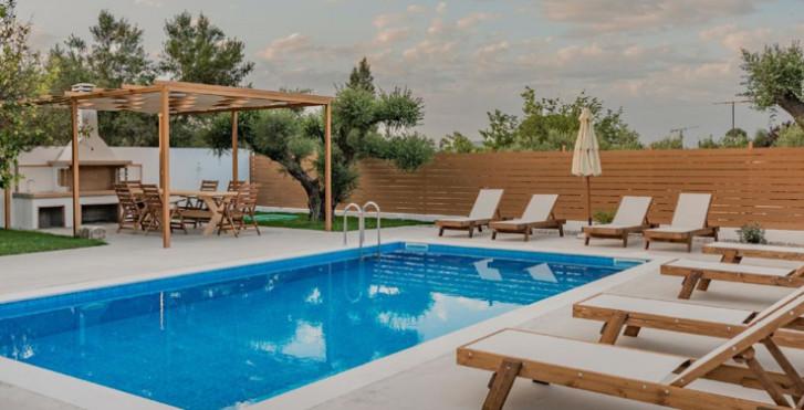 Villa Summer Breeze - 5-Zimmer