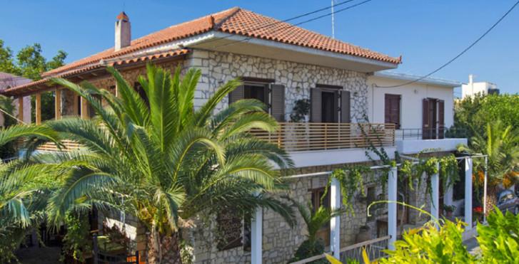 Maison de vacances Eco Luxury Home