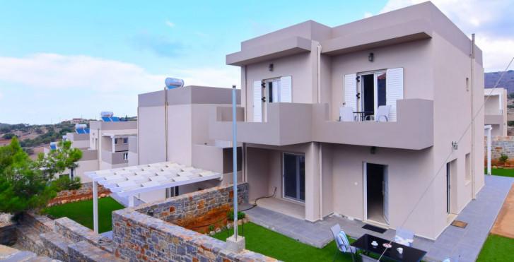 Maison de vacances Villa Zeus