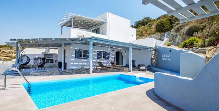 Maison de vacances Villa Elitas I