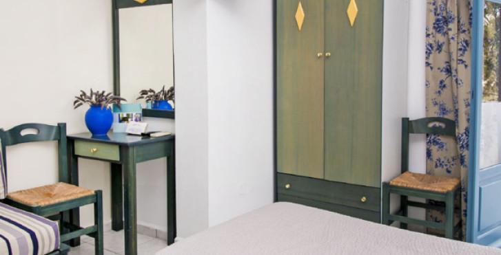 Sidonia Apartments - Studio Superior Seitliche Meersicht