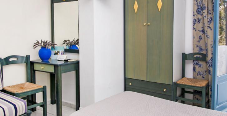 Sidonia Apartments - Studio Classic Seitliche Meersicht