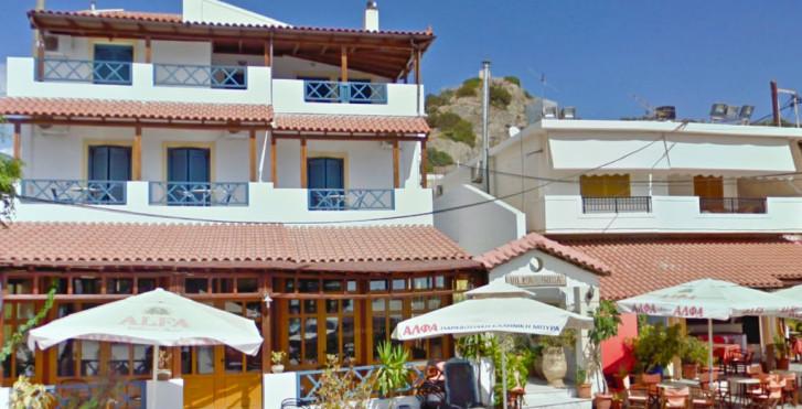 Sidonia Apartments - Studio Classic Vue latérale mer