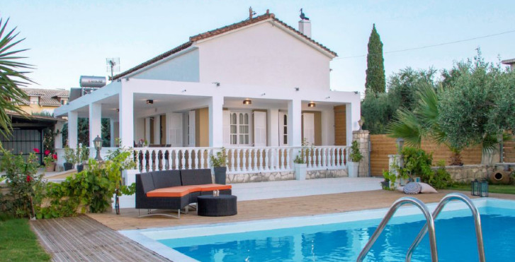 Maison de vacances Villa Blue Breeze