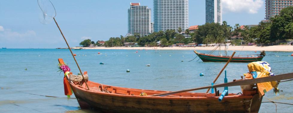 Dusit Thani Pattaya, Pattaya - Migros Ferien
