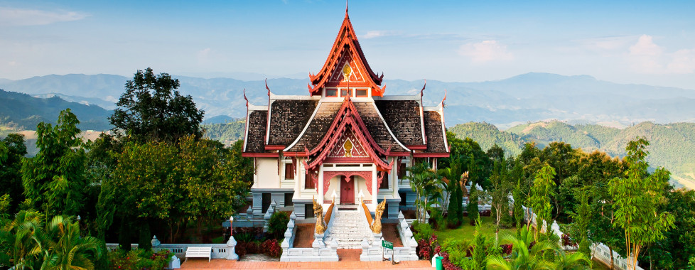 Chiang Rai / Goldenes Dreieck