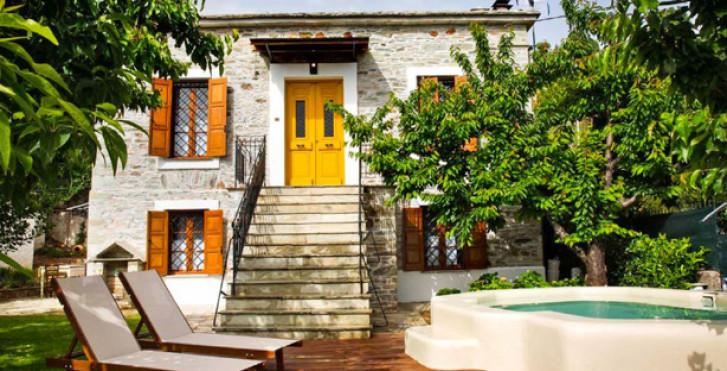 Maison de vacances Villa Ai-Giorgis