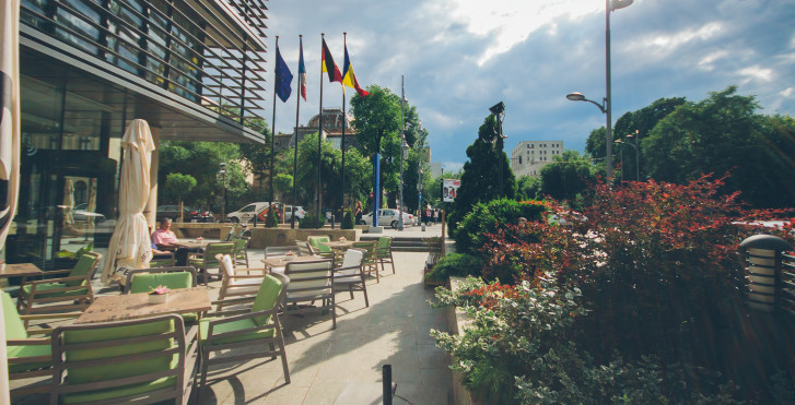 Golden Tulip Victoria Bucharest