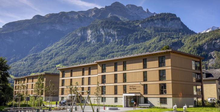 SWISSPEAK Resorts Meiringen