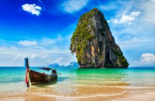 L'éclat du sud de la Thaïlande