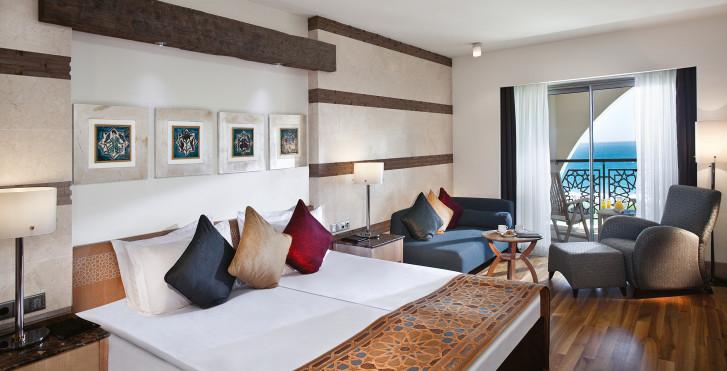 Chambre double Superior - Kempinski Hotel The Dome