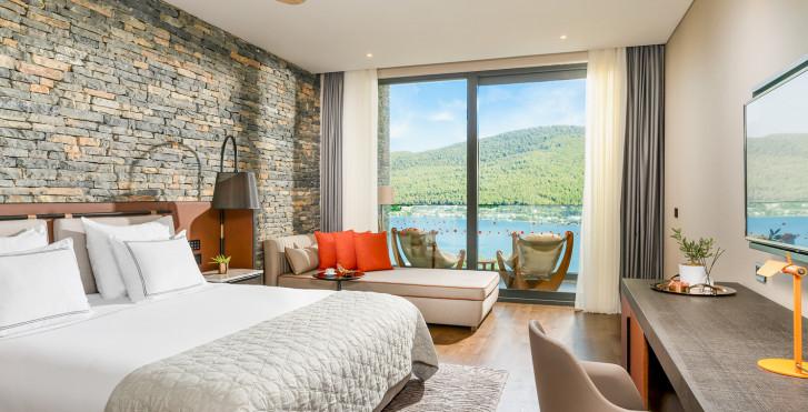 Doppelzimmer Superior - Lujo Hotel Bodrum