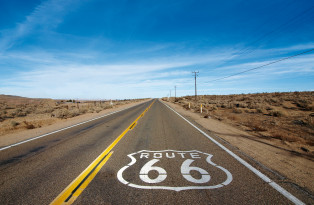Route 66 - circuit en voiture de location