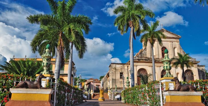 Im Oldtimer durch Kuba