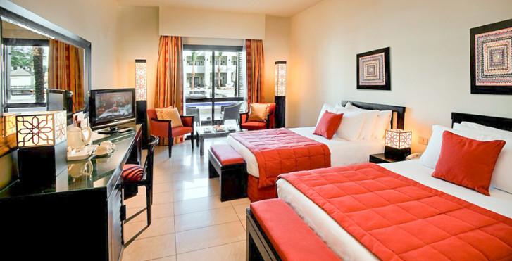 Chambre double Superior - SENTIDO Reef Oasis Senses Resort