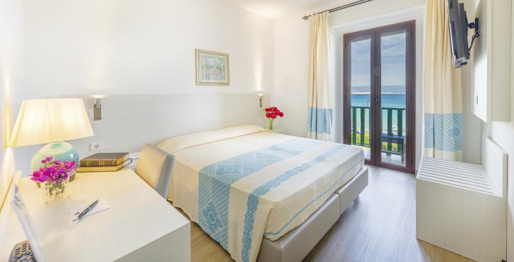 Chambre double - Hôtel Dei Pini
