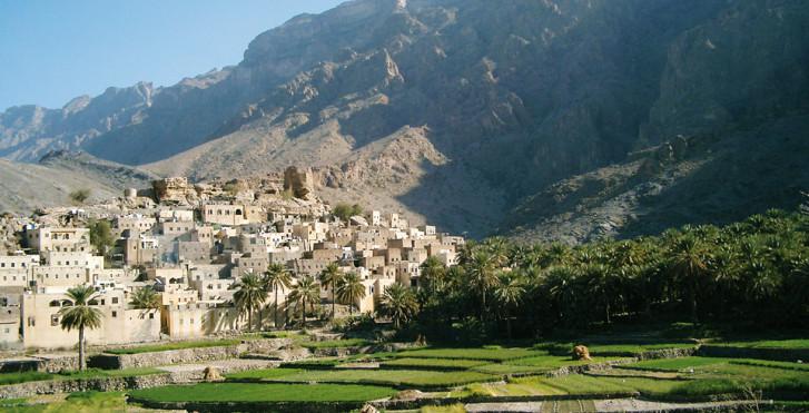 Explore Oman