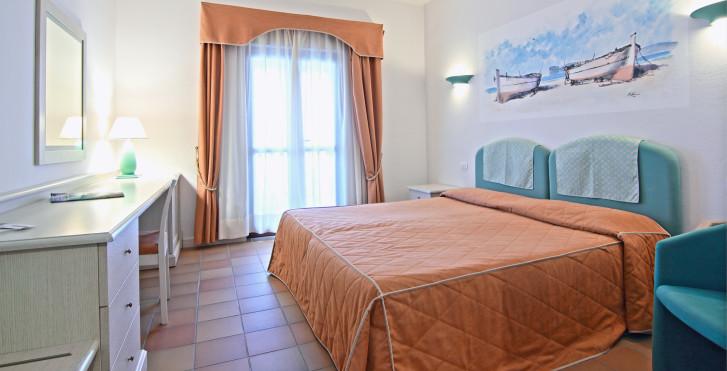 Doppelzimmer - Hotel Punta Negra