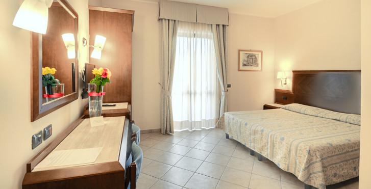 Chambre double - Hotel Le Palme