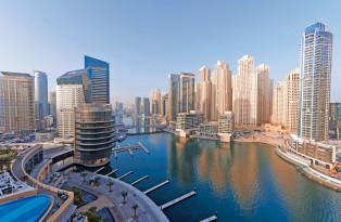 Ville et plage: de Dubaï aux Maldives