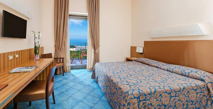 Chambre double - Grand Hotel due Golfi