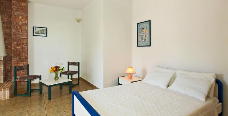 Doppelzimmer - Muses Hotel