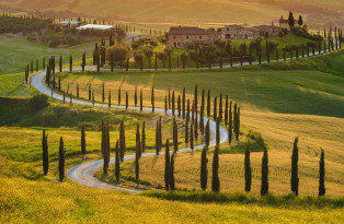 La Toscane authentique avec voiture de location