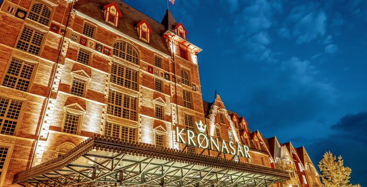 Krønasår, The Museum Hotel - billets d'entrée à Europa-Park incl.