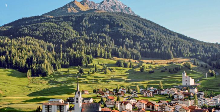 Surses Alpin - été remontées incl.