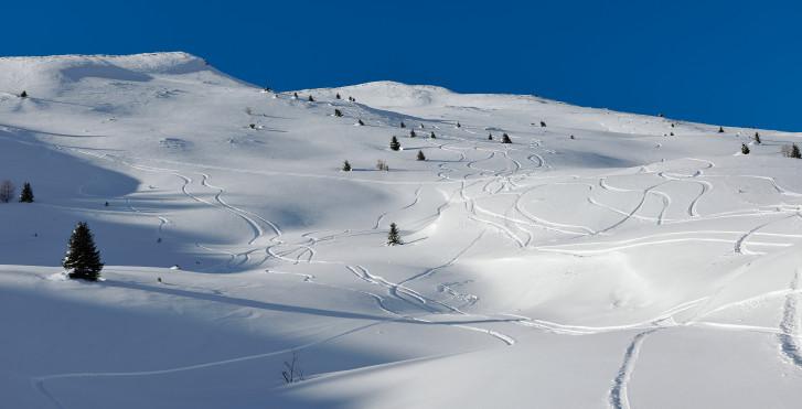 B&B La Tgamona - forfait ski