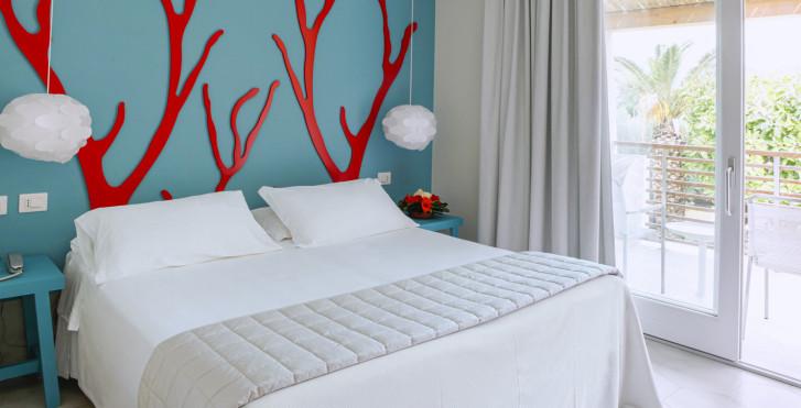Chambre double - Baia del Sole Resort