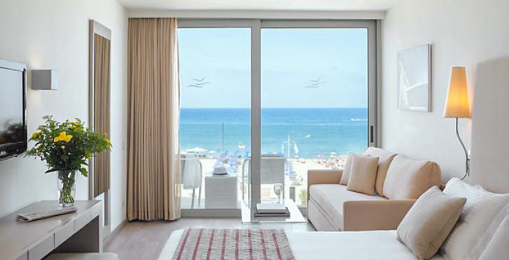 Junior Suite - Kriti Beach Hotel