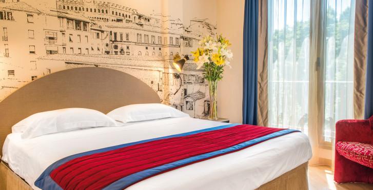Chambre double Contemporary Superior - Grand Hotel Mediterraneo