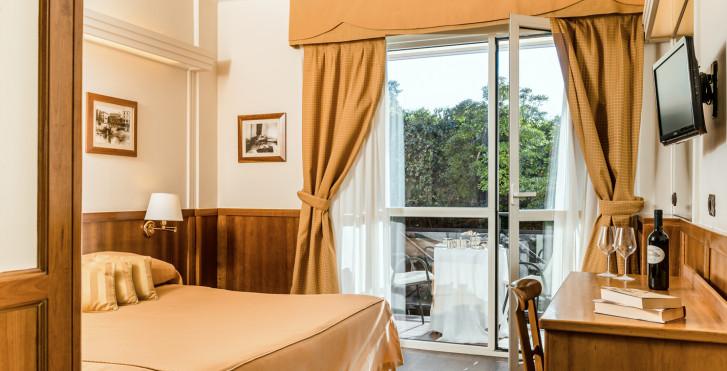 Doppelzimmer Classic - Hotel Vis à Vis