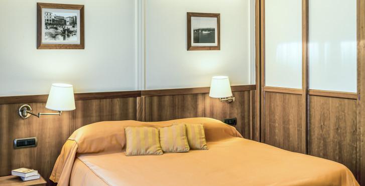 Chambre double Classic - Hôtel Vis à Vis