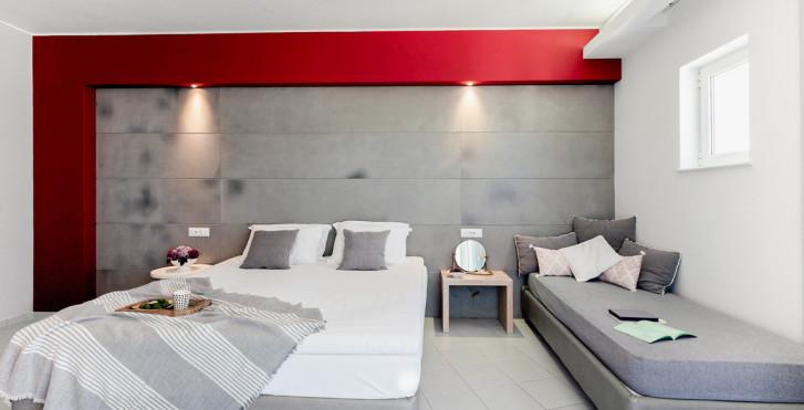 Studio - Akrogiali Beach Hotel