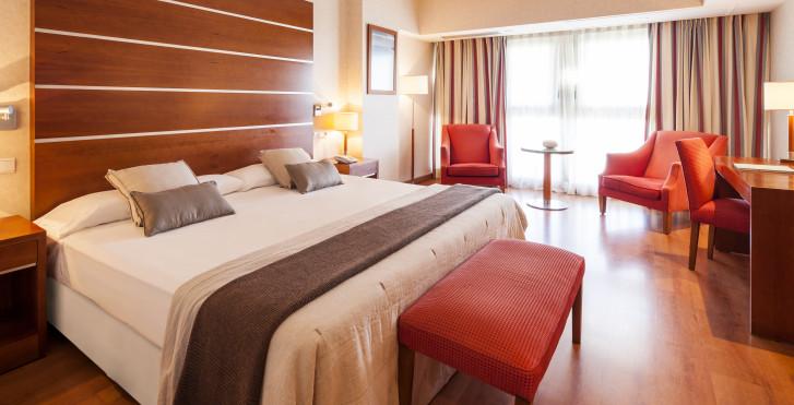 Doppelzimmer - ILUNION Málaga