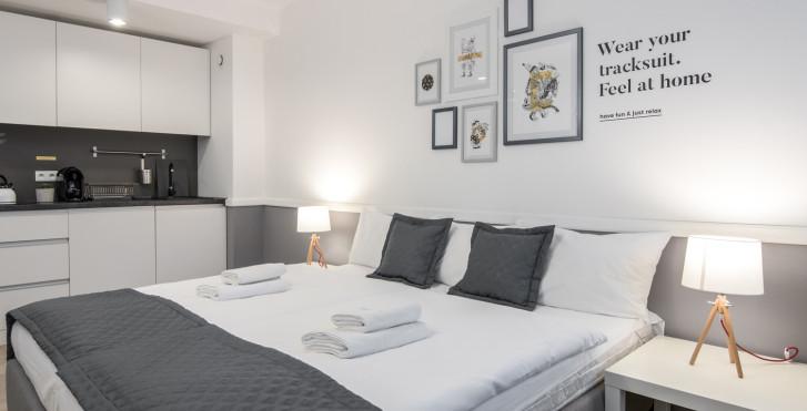 Chambre double - Hôtel Corner