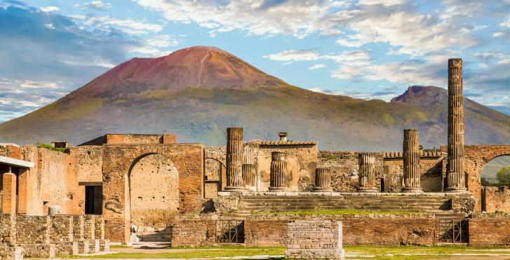 Pompeji - Mietwagenrundreise Traumhafte sorrentinische Halbinsel - inkl. Mietwagen