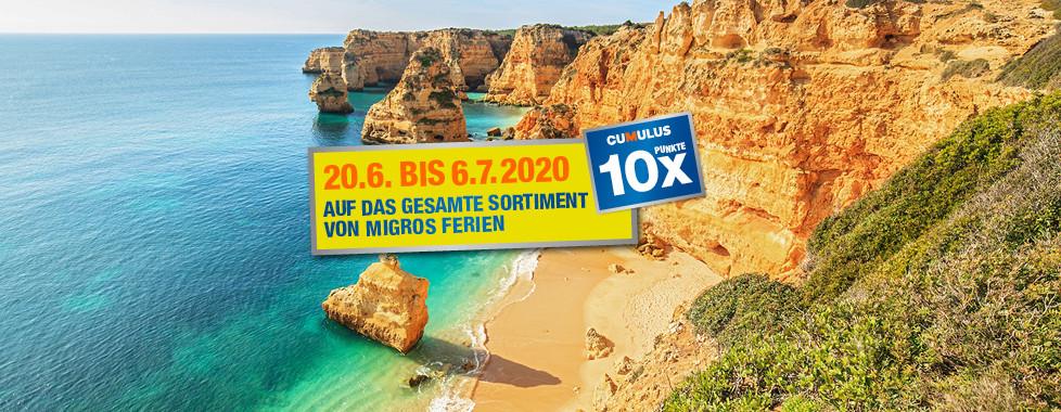 Sommerferien 2020 - Migros Ferien